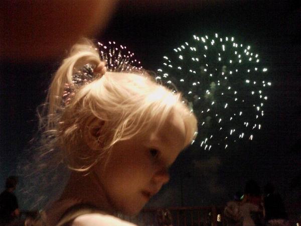 Tess Fireworks