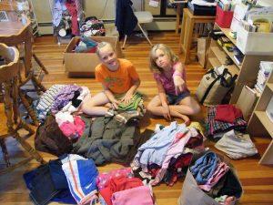 Fall Kids Capsule Wardrobes