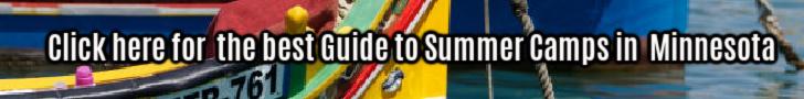 summer camp banner